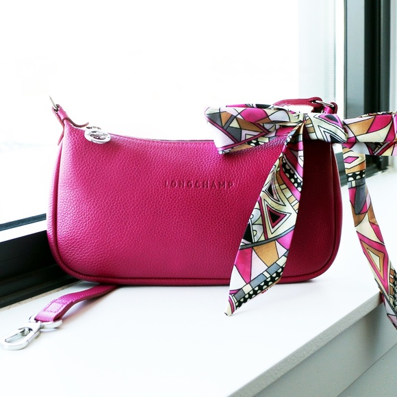 Longchamp Handbags - JEANNE ✨NEW Longchamp Leather Shoulder Bag XS✨ d4dd62b631f42